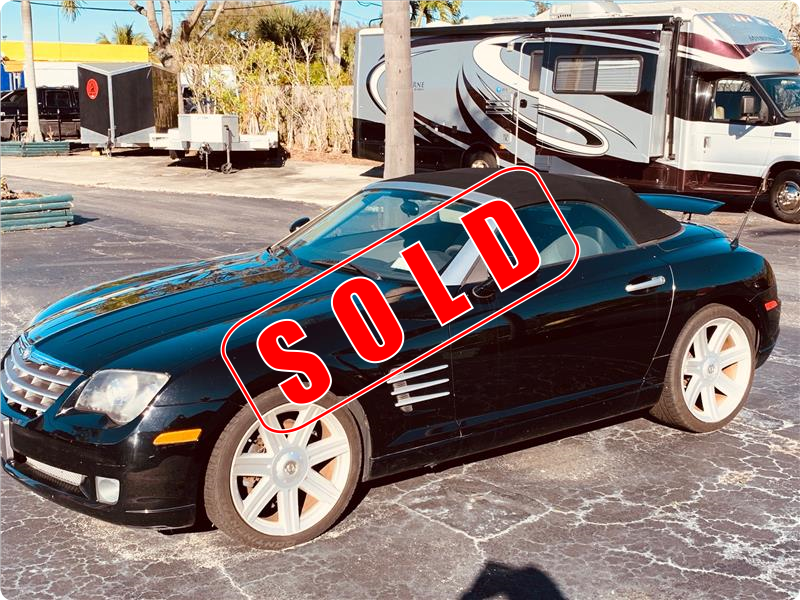 2005 Chrysler Crossfire in Lantana, Florida
