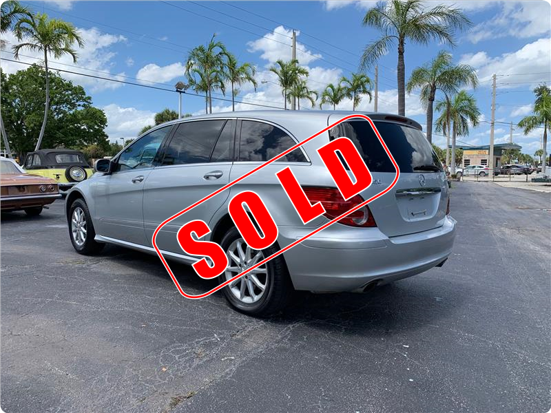 2007 Mercedes-Benz R-Class in Lantana, Florida